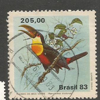 BRAZIL 83 BIRD