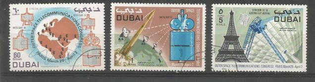 DUBAI SATELLITE