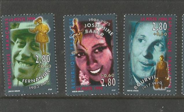 FRANCE 1994 ACTORS 1