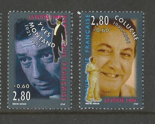 FRANCE 1994 ACTORS 2