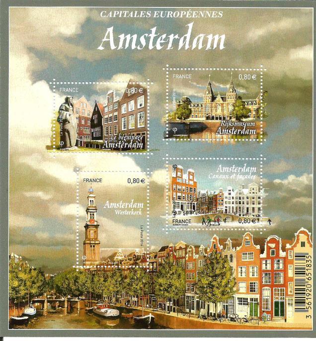 FRANCE MS AMSTERDAM