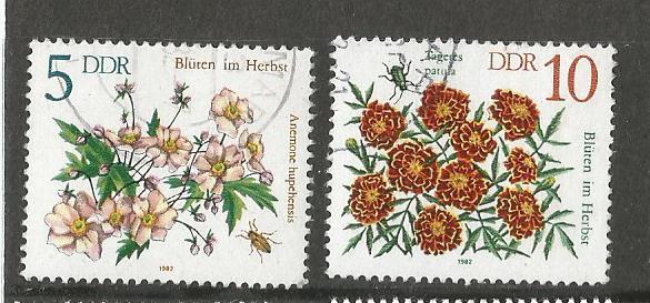 GDR 82 FLOWERS 1