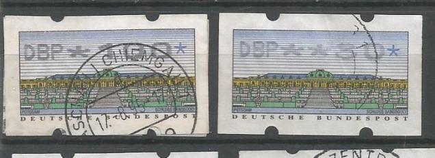 GERMANY ATM CASTLE TYPE 2