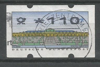 GERMANY ATM CASTLE TYPE 5