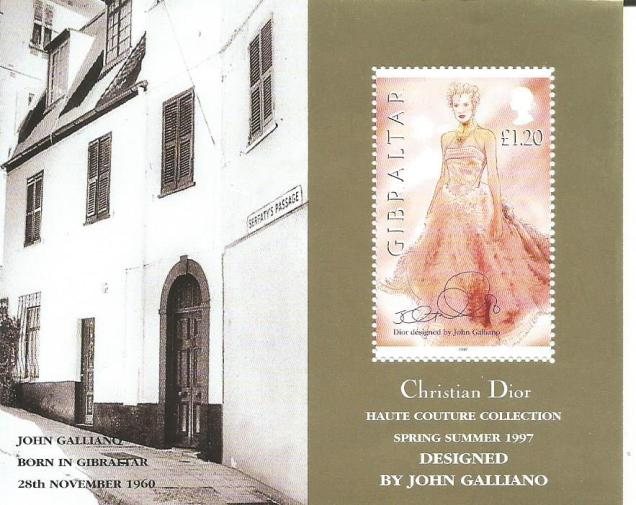 GIBRALTAR FASHION MS DIOR