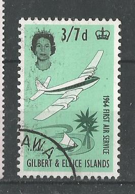 GILBERT & ELLICE ISLAND AIR SERVICE