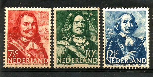 NETHERLANDS NAVAL 1