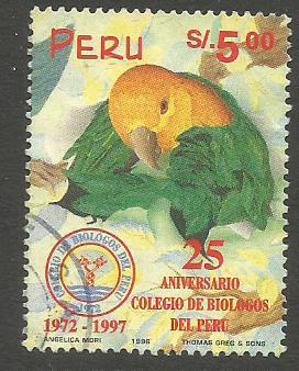 PERU BIRDS 1V