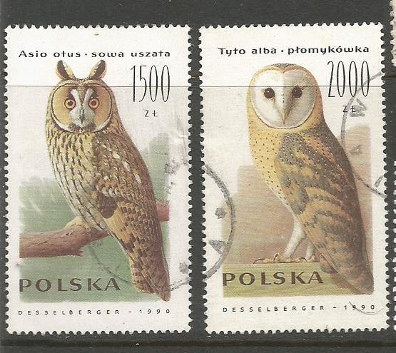 POLAND OWLS 1990 2