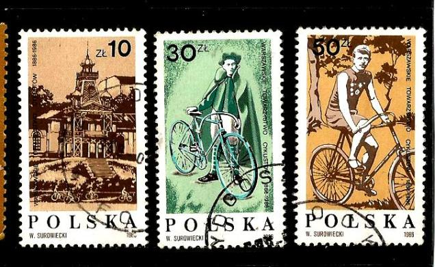 POLAND WARSAW CYCLING SOC