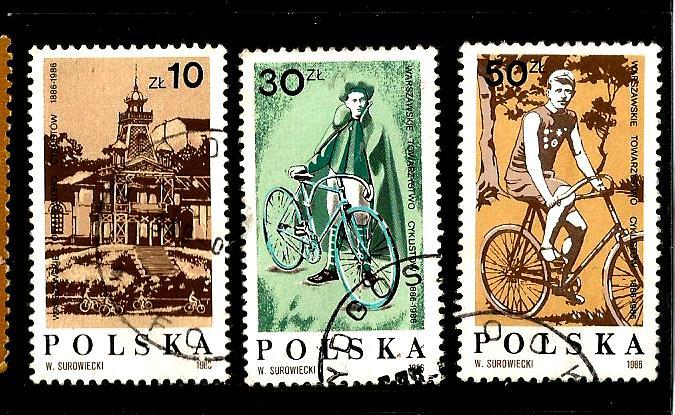 POLAND WARSAW CYCLING SOC