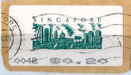 SINGAPORE ATM BUILDING