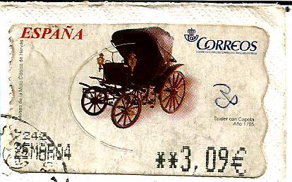 SPAIN ATM CAR