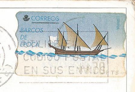 SPAIN ATM SHIP 2