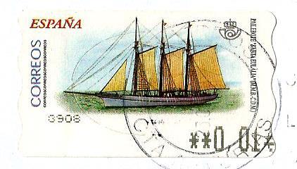 SPAIN ATM SHIP 2002