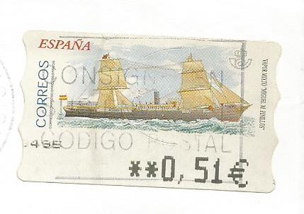 SPAIN ATM SHIP