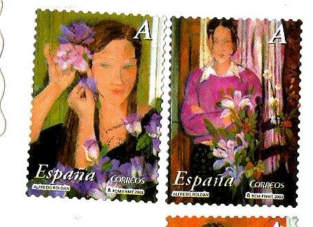 SPAIN WOMEN 2003 1