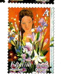 SPAIN WOMEN 2003 2