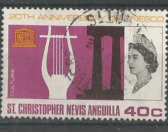 ST CHRISTOPHER NEVIS