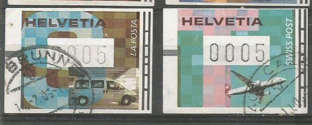 SWITZERLAND ATM POST TPT 2