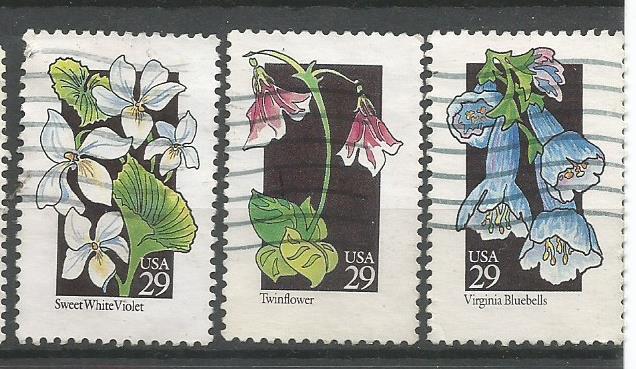 USA FLOWERS 1992 2