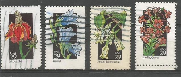 USA FLOWERS 1992 5