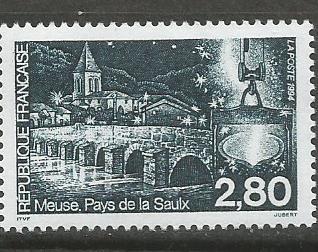 FRANCE 1994 -BRIDGE TO RUPT-AUX-NOMAINS