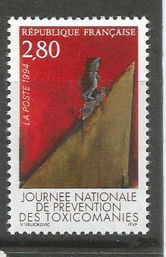 FRANCE 1994 DRUG ABUSE