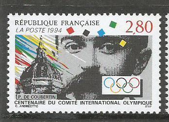 FRANCE 1994 IOC