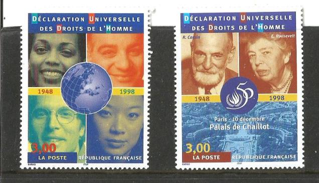 FRANCE 1998 HUMAN RIGHTS