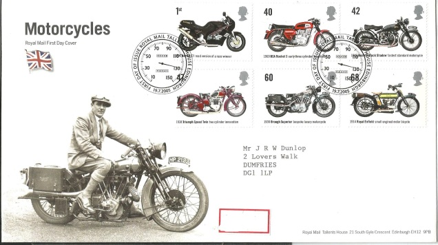 GB FDC MOTORCYCLES