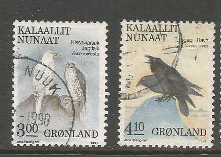 GREENLAND BIRDS 88 1