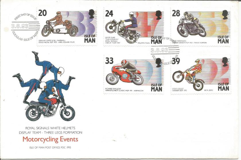 IOM MOTORCYCLING EVENTS