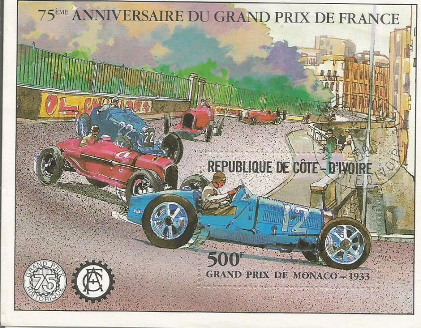 IVORY COAST FRENCH GRAND PRIX