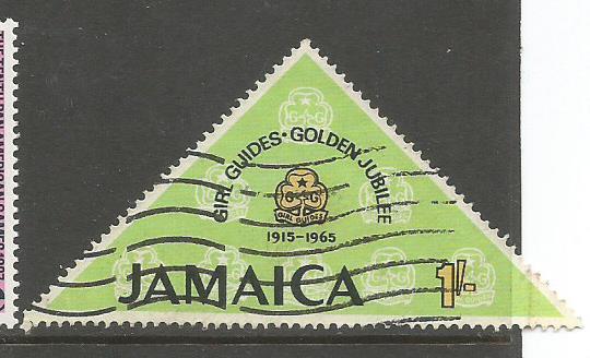 JAMAICA GIRL GUIDES