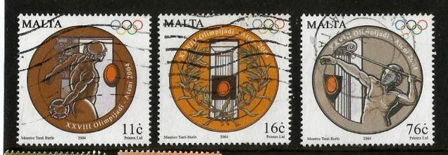 MALTA 1996 OLYMPICS