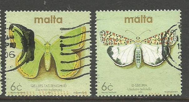 MALTA BUTTERFLIES 2