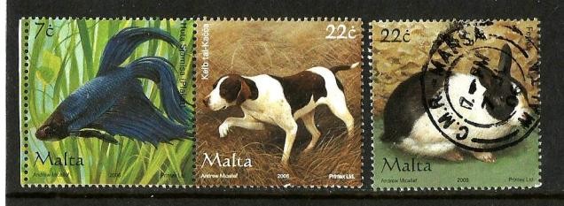 MALTA DOMESTIC ANIMALS