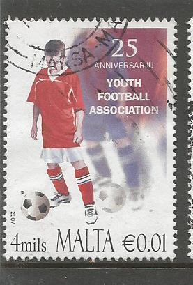 MALTA YOUTH FOOTBALL