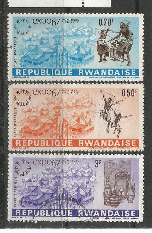 RWANDA EXPO 67
