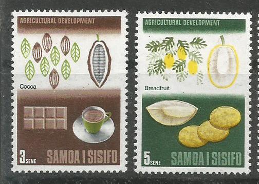 SAMOA FRUITS 1