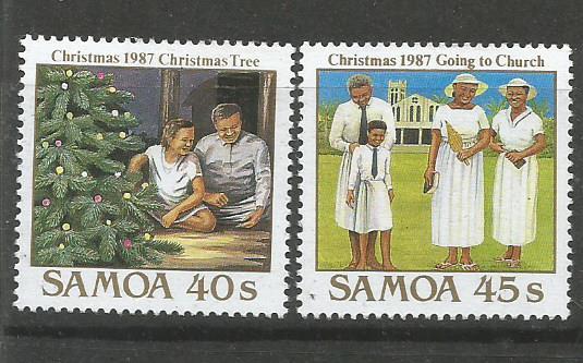 SAMOA XMAS 1