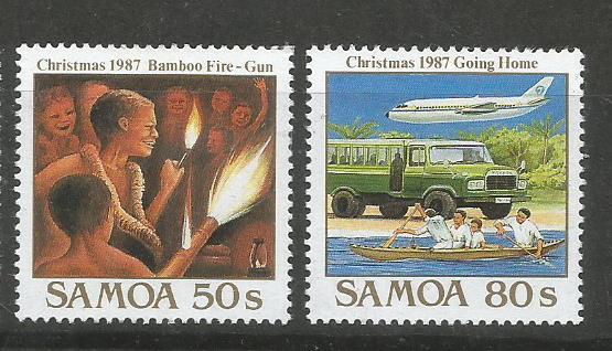 SAMOA XMAS 2