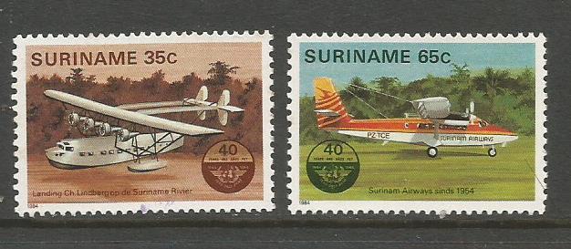 SURINAME 84 ICAO