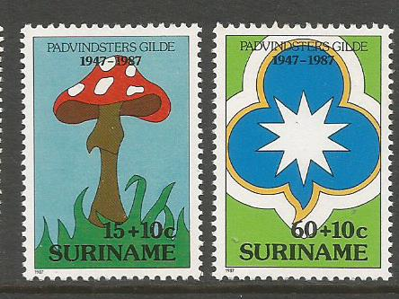 SURINAME GIRL GUIDES1