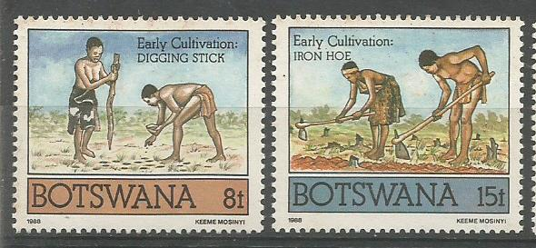 BOTSWANA AGRICULTURE 1