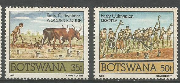 BOTSWANA AGRICULTURE 2
