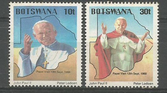 BOTSWANA POPE1