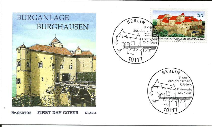 GERMANY FDC ARCHITECTURE