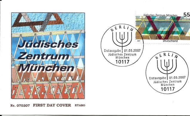 GERMANY JEWISH CENTRE